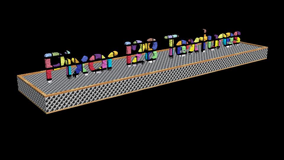 Pixar Textures demo