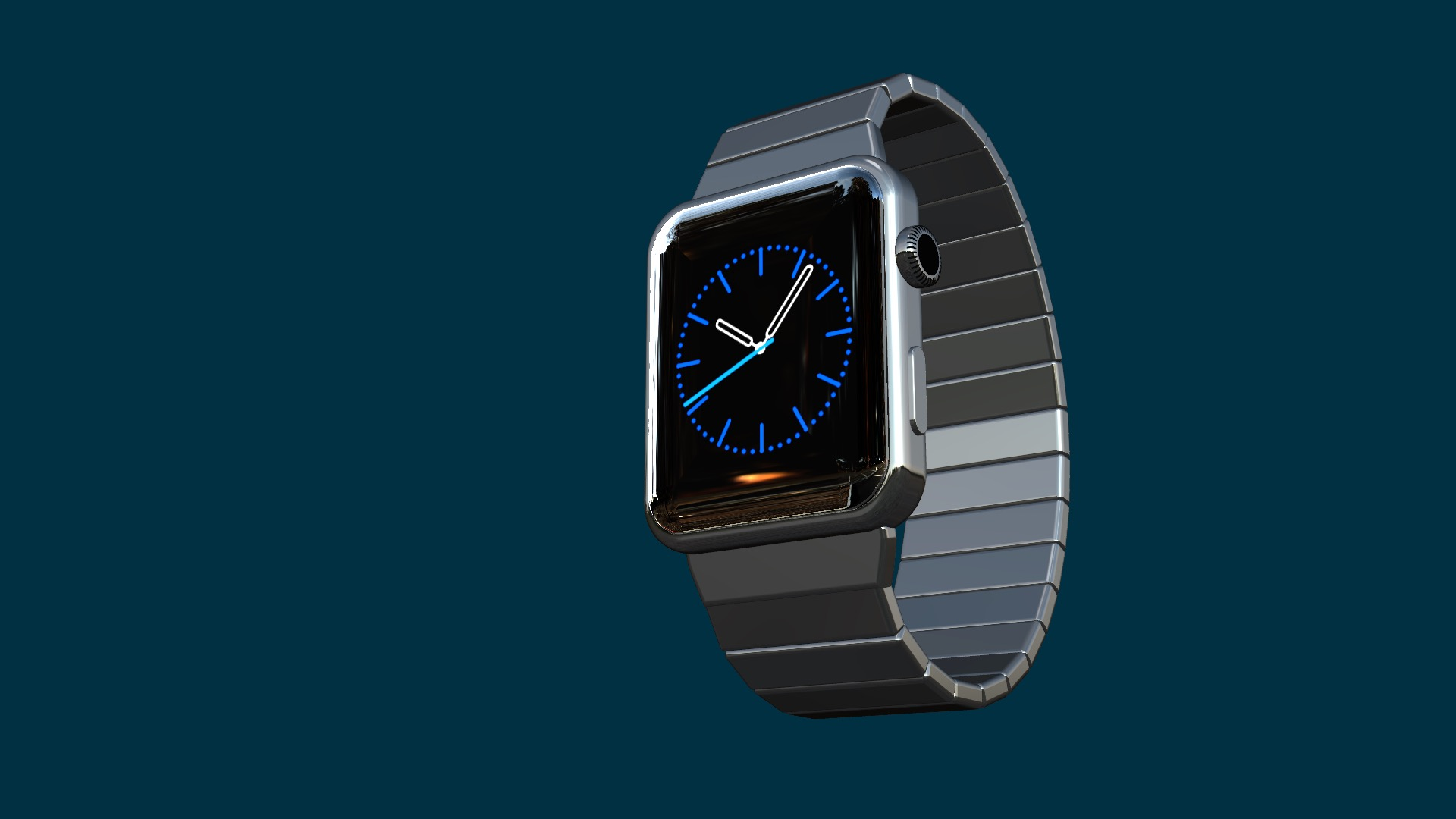 The Apple Watch 3D Model that wasn't released