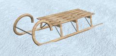 motion 3d sled