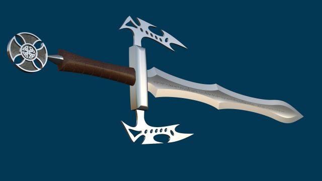 Sword - medieval - templar