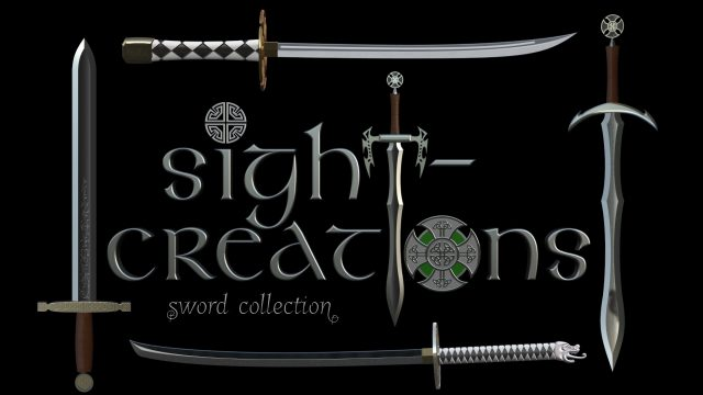 sword collection - sight-creations