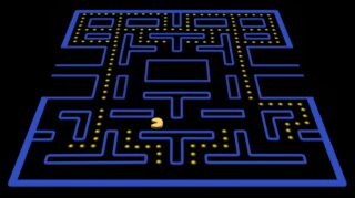 Pac-Man 3D Motion project