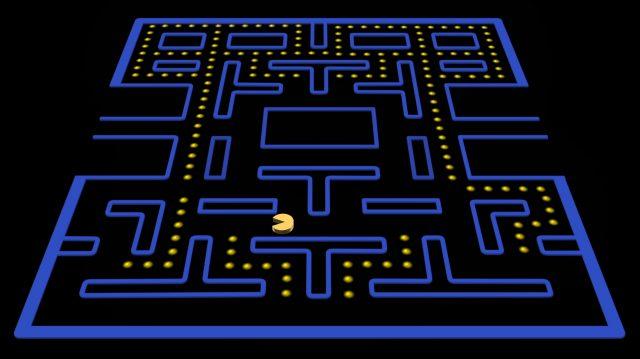 Pac Man 3D Motion project
