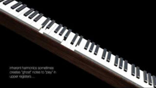 Piano/Synth Keyboard Model