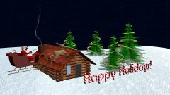 Happy Holidays for FCPXTemplates.com