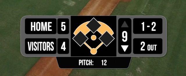 Baseball Bug closeup