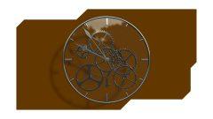 innerWorks clock