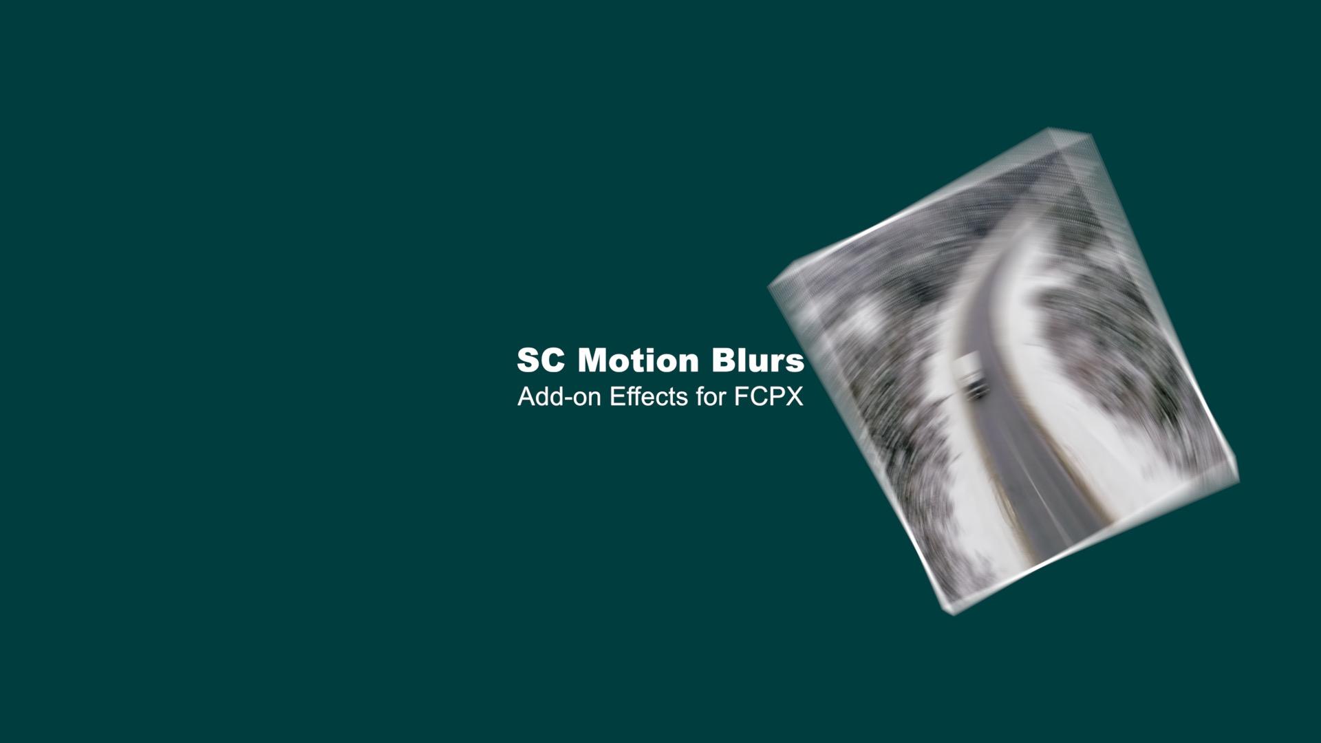 SC Motion Blurs