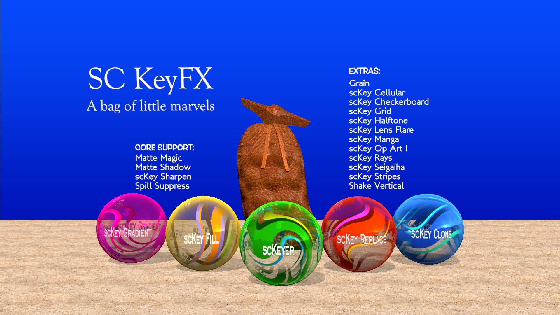SC KeyFX - amazing tools for FCPX