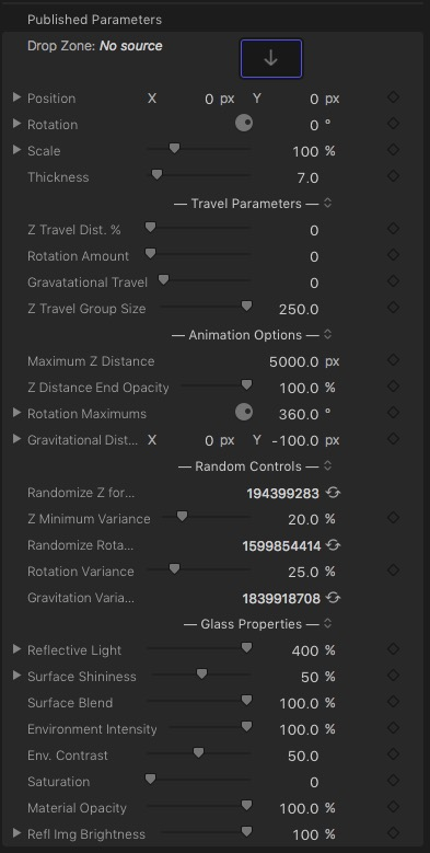 Shatter Generator by sight-creations —FCPXTemplates.com