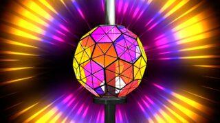 new year 2018 ball drop