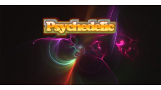 Psychedelic Title effect for FCPX