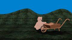 cart w teddy feature