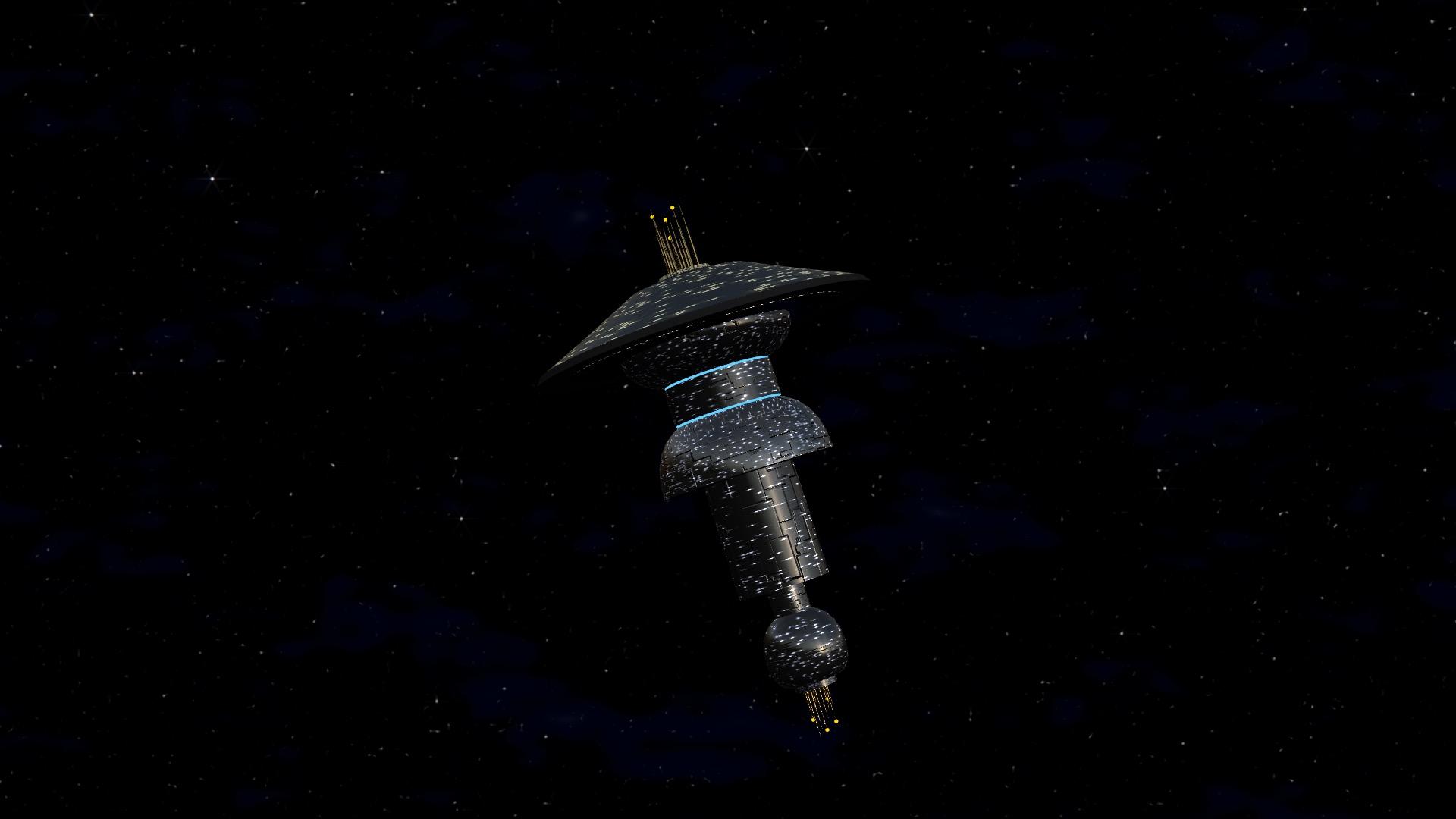 starbase 1 trekkie starship font