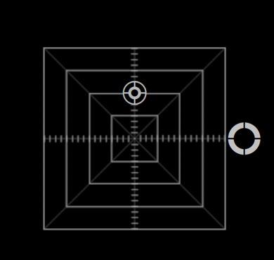 Impact 3D OSC onscreen control