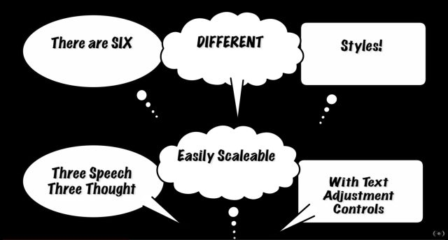 Cartoon Speech Generator