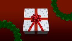 christmasBow box