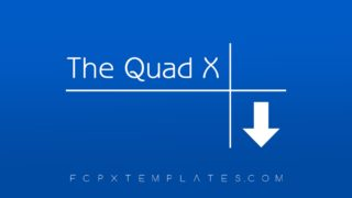 The Quad X and Dividers feature