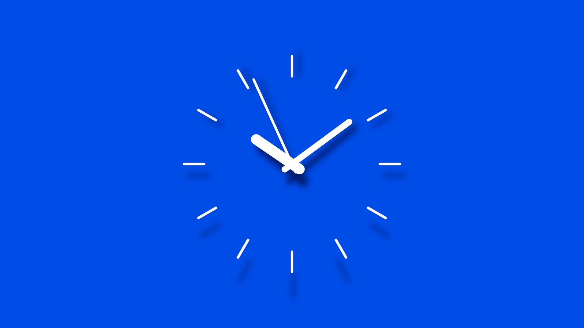 Building an Analog Clock