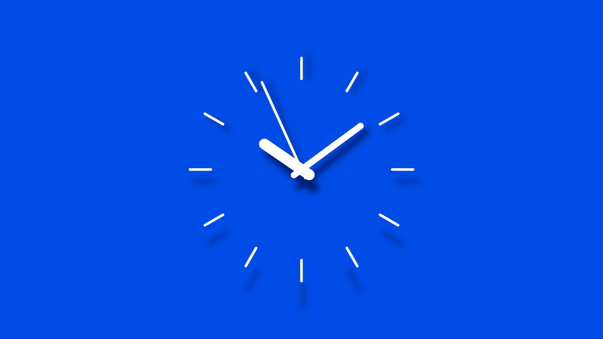 Analog Clock Tutorial Feature