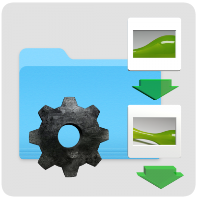 Create Image Sequence icon