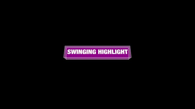 Highlighter-Swing feature