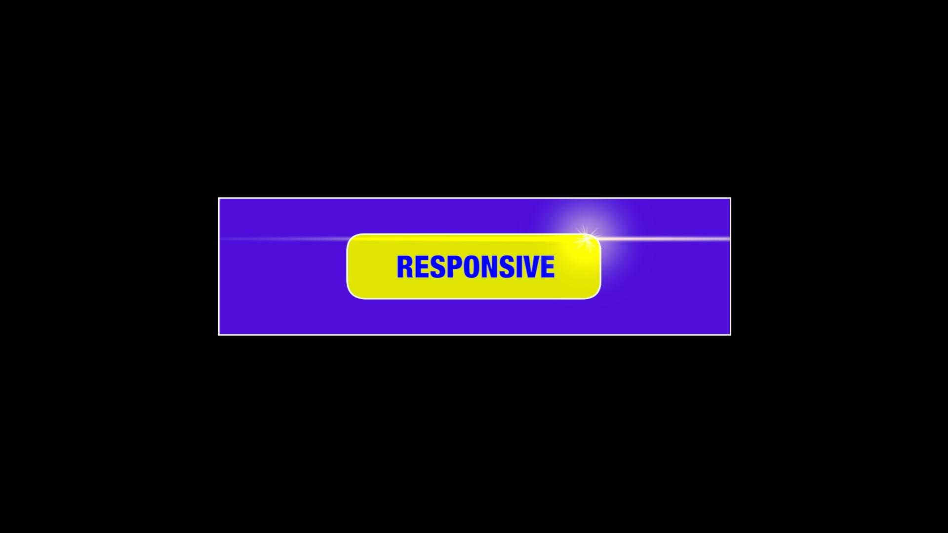 Responsive Effect Preset