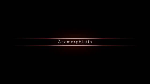 Anamorphistic Title - Simply Graceful Text reveal title for FCPX
