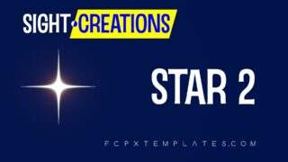 Star 2 Effect for FCPX