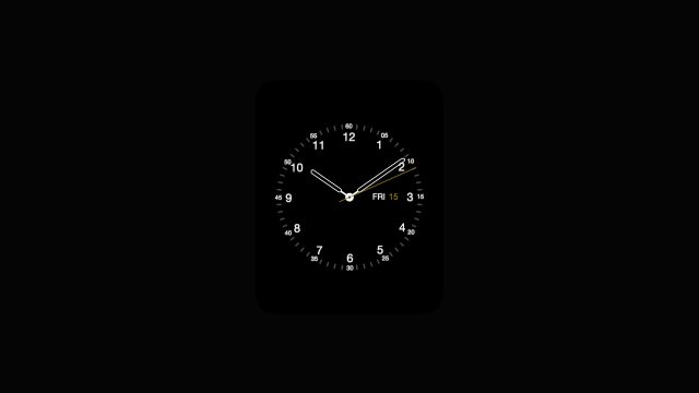 Apple Watch Clock Face generator for Apple Watch DZ