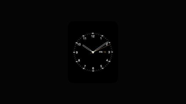 Apple Watch Clock Face generator for Apple Watch DZ