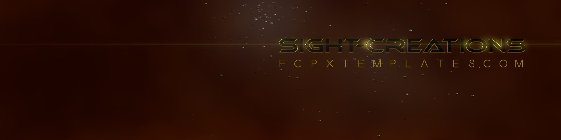 The FCPX Files - home of Sight-Creations Plugins on FCPXTemplates.com