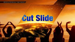Cut Slide Transition for Final Cut Pro X