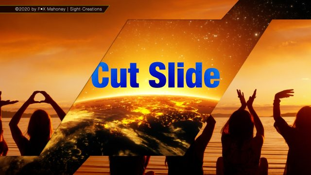 Cut Slide Transition for Final Cut Pro X