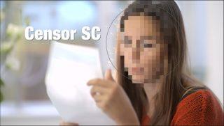 Censor SC feature
