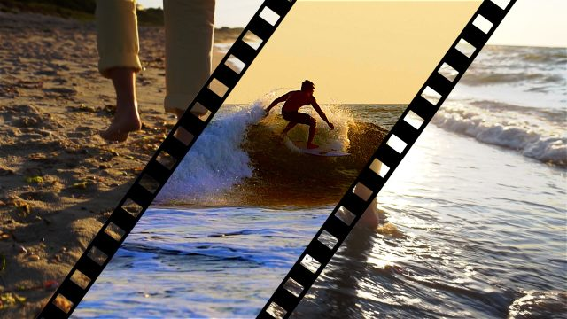 Film Edge example frame
