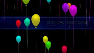 Balloons Effect for FCPX