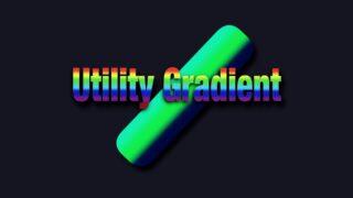 Utility Gradient effect for final cut pro x