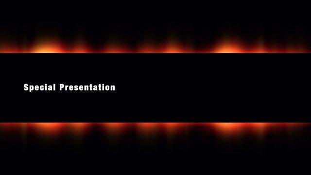 Presentation Bumper/Opener Title for FCPX