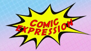 Comic Expression Transition