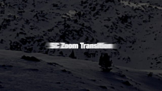 SC Zoom Transition for FCPX