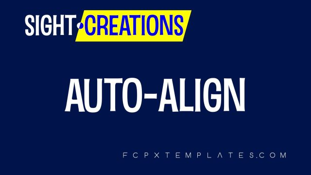 Auto-Align Effect