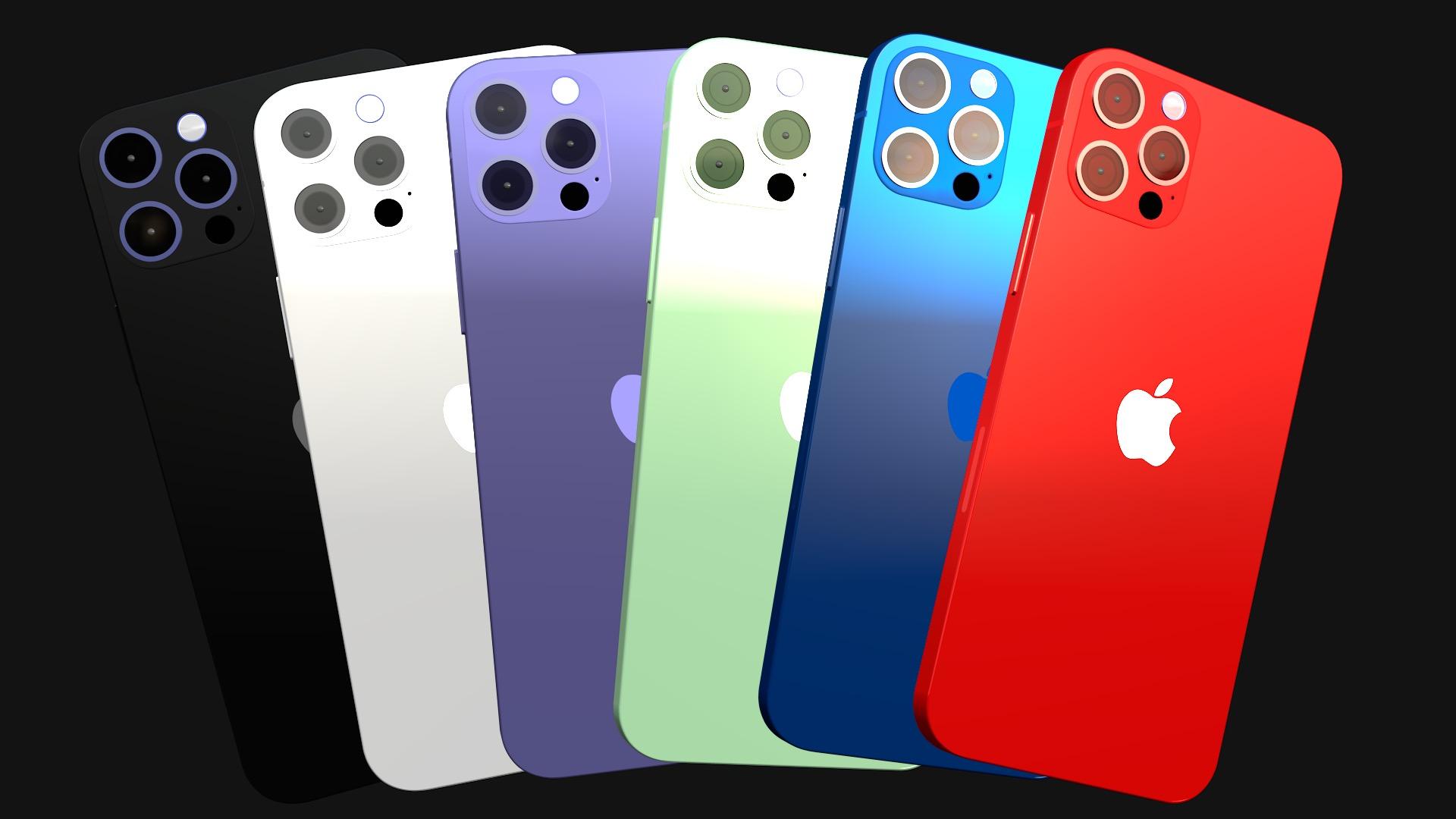SC iPhone 12 Colors - FCPX effect