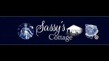 Sassy's Cottage banner